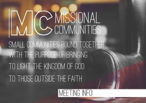 Missional Community1