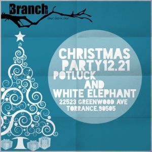 The Branch Christmas Party