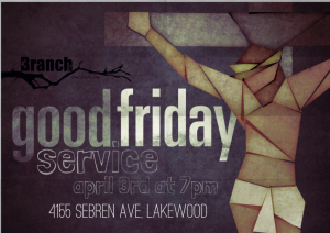 Good Friday 2015